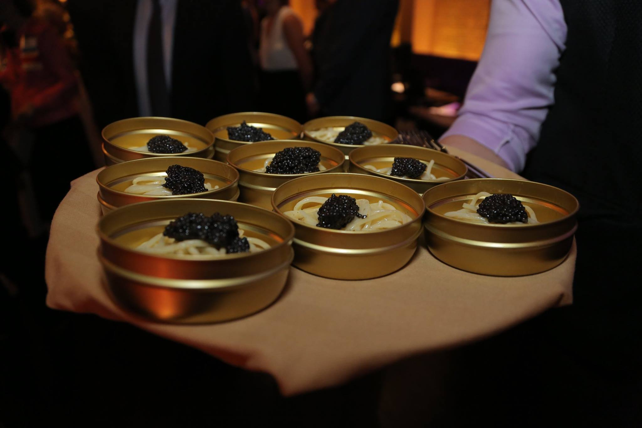 Quintessence Caviar – Canadian Sturgeon Caviar and Imported