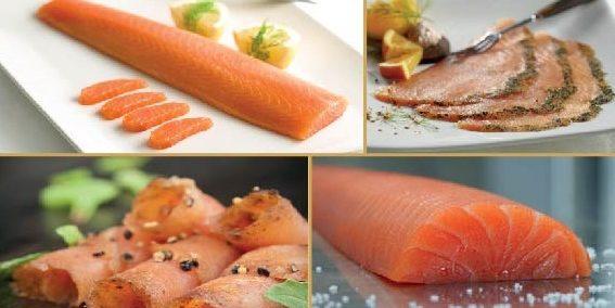 Imperial Caviar & Seafood brochure