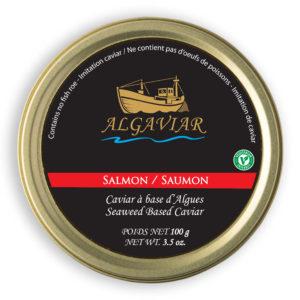 Algaviar Salmon Lid