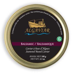 Algaviar Balsamic Lid