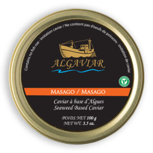 Algaviar Masago Lid