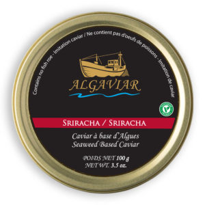 Algaviar Sriracha Lid