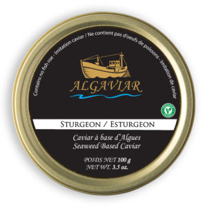 Algaviar Sturgeon Lid