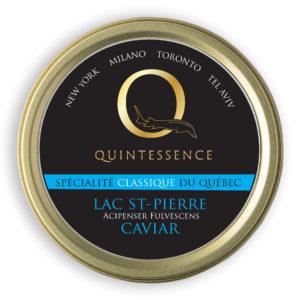 Classic Lake St-Pierre Caviar