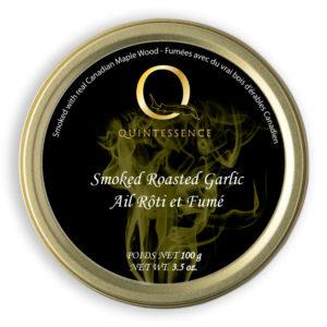 Smoked Roasted Garlic