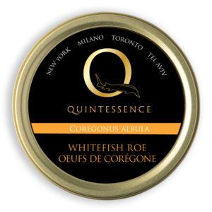 Whitefish roe