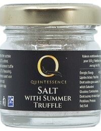Salt with summer truffle